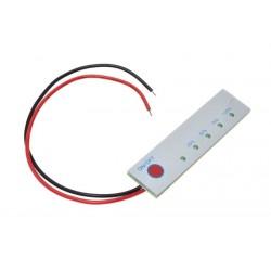 WSKAŹNIK NAPIĘCIA 12V (skala LED)