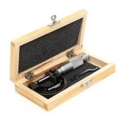 MIKROMETR NONIUSZOWY 0 - 25mm +/- 0,01mm