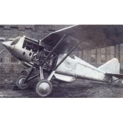AEROMAX PZL P-8 (2000 MM) WERSJA KIT