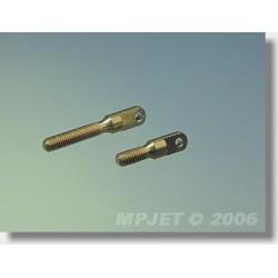 MP2296 NAPINACZ LINKI M2/17 MM (2 SZT)