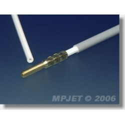 MP3203G BOWDEN 3/2*1500MM/M2 (RYFLOWANY)