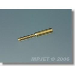 KOŃCÓWKA BOWDENA M3/2MM.MOS. 10SZT. (MP2029)
