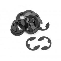SEGER 4mm ZAWLECZKA E-CLIPS (10 sztuk)
