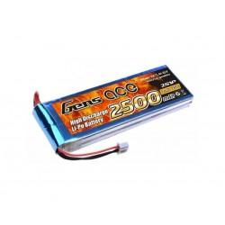 GENS ACE 7.4V/2500 MAH 25C