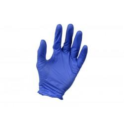 APP RĘKAWICE JEDNORAZOWE (XL) niebieskie