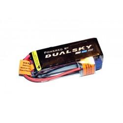 DUALSKY 11.1V/ 900MAH 45C/5C HED
