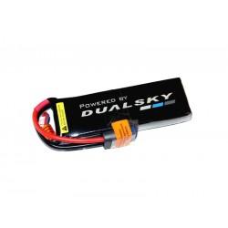 DUALSKY 7.4V/1800MAH 50C/5C HED