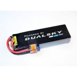 DUALSKY 11.1V/ 5050MAH 50C/5C HED