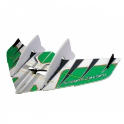 RC FACTORY CRACK WING GREEN (F06)