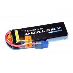 DUALSKY 7.4V/2200MAH 50C/5C HED