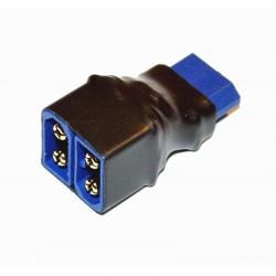 DUALSKY ADAPTER XT60 - SZEREGOWY niebieski ( XT60SERIAL )