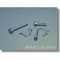 ŚRUBA M2* 4 mm (20 sztuk) MP0219 MP JET