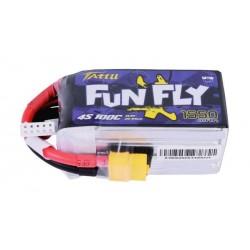 GENS ACE 14.8V/1550 MAH 100C FUNFLY TATTU