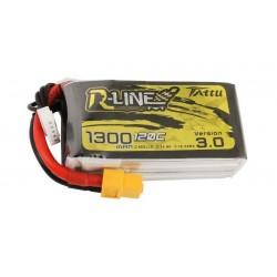 GENS ACE 14.8V/1300 MAH 120C TATTU R-LIN E