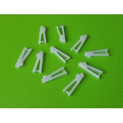 SNAP PLASTIKOWY M1 mm (10 sztuk)