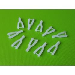 SNAP PLASTIKOWY M2 mm / 20 mm (10 sztuk)