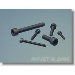 ŚRUBA IMBUS. M2,5* 5 mm (10 sztuk) MP 0415 MP JET