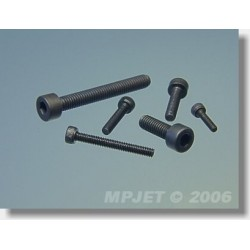 ŚRUBA IMBUS. M3* 8 mm (10 sztuk) MP0427 MP JET