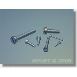 ŚRUBA M1,6* 6 mm (20 sztuk) MP0201 MP JET