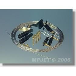 MP2300B LINKI STALOWE ZESTAW