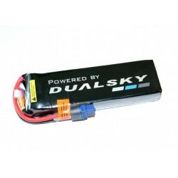 DUALSKY 14.8V / 2700MAH 50C...