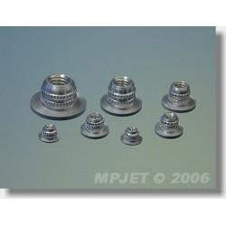 GNIAZDO GW. ALU M2.5 (4 sztuki) MP1002 MP JET