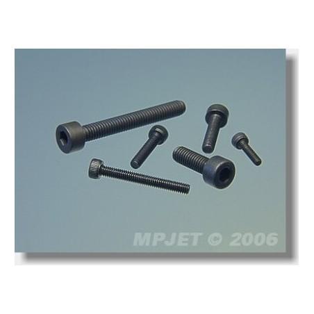 ŚRUBA IMBUS. M4*30 mm (10 sztuk) MP0435 MP JET