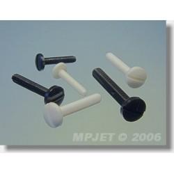 MP1311B ŚRUBA PLAST.M4*20.10SZ