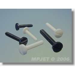 MP1321W ŚRUBA PLAST.M5*30 10SZ