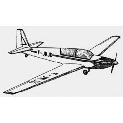 PLANY FOURNIER RF-5 (118s)