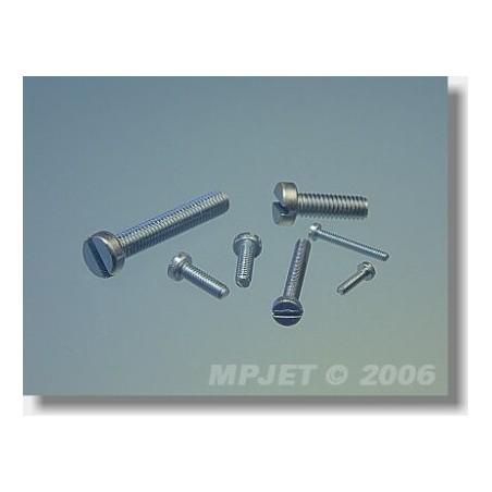 ŚRUBA M2* 8 mm (20 sztuk) MP0213 MP JET