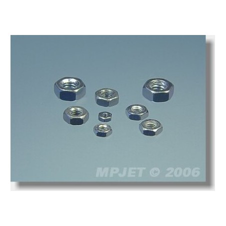 NAKRĘTKA M2.5 (20 sztuk) MP0105 MP-JET