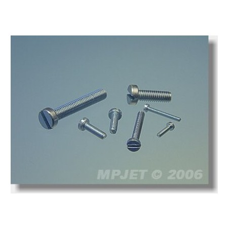 ŚRUBA M2,5*20 mm (20 sztuk) MP0227 MP JET