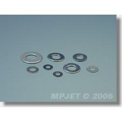 MP0701 PODKŁADKI 2.2MM 20SZT