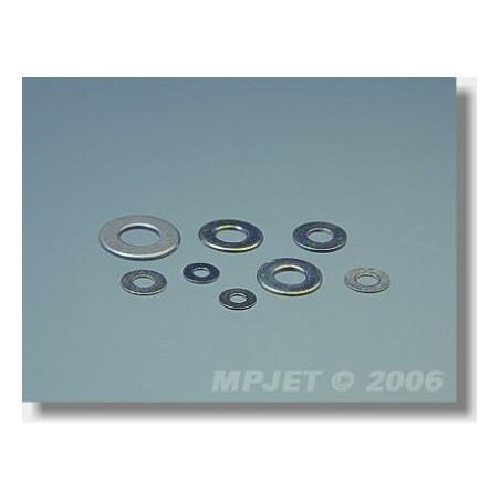 PODKŁADKI 2.2 mm (20 sztuk) MP0701 MP JET