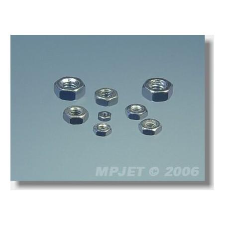 NAKRĘTKA M1.6 (20 sztuk) MP0101 MP-JET