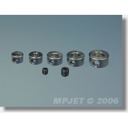 MP2802 PIERŚCIEŃ 3MM 4SZT
