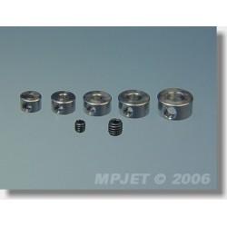 MP2804 PIERŚCIEŃ 4MM 4SZT
