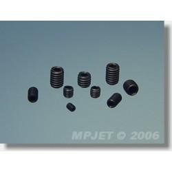 KOŁEK IMBUS. M3X3 10 SZT. MP0451 MP JET