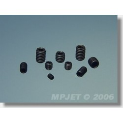 MP0461 KOŁEK IMBUS.M4X4 10SZT