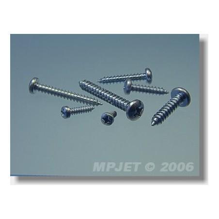 WKRĘT M2,2* 9,5 mm (20 sztuk) MP0513MP JET