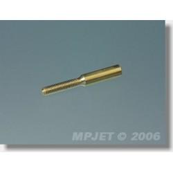 MP2030 KOŃC.BOWDENA M3 2SZT