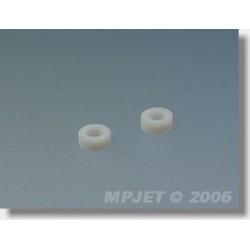 MP52502 PODKŁADKA TEFLON. 4MM. (2SZT)